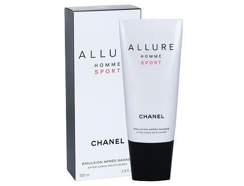 Balsamo post rasatura Chanel Allure Homme Sport 100 ml