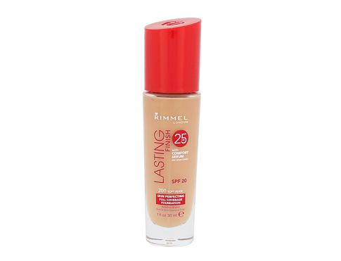 Make-up e fondotinta Rimmel London Lasting Finish 25hr SPF20 30 ml 200 Soft Beige