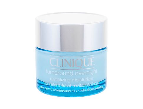 Crema notte per il viso Clinique Turnaround Overnight Revitalizing Moisturizer 50 ml