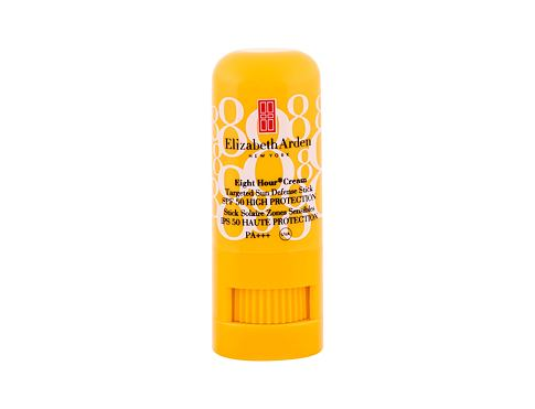 Protezione solare viso Elizabeth Arden Eight Hour Cream Sun Defense Stick SPF 50 6,8 g