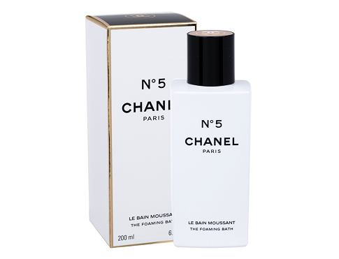 Doccia gel Chanel No.5 200 ml