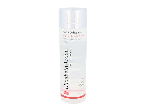 Acqua detergente e tonico Elizabeth Arden Visible Difference Gentle Hydrating Toner 200 ml