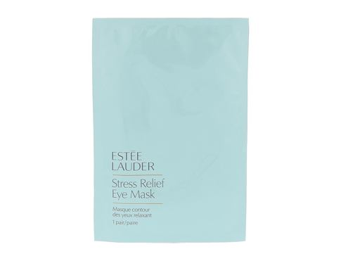 Maschera per il viso Estée Lauder Stress Relief Eye Mask 11 ml